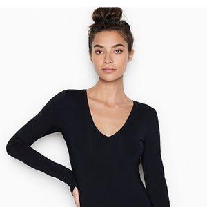 Victoria's Secret PINK black sweatshirt